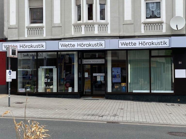 Laden Wette Gevelsberg